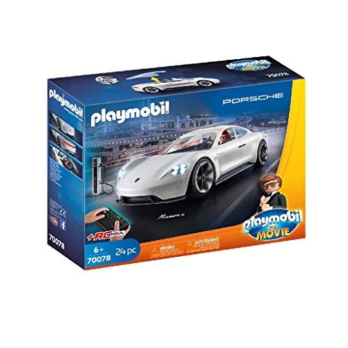 PLAYMOBIL: THE MOVIE Porsche Mission E y Rex Dasher, a Partir de...