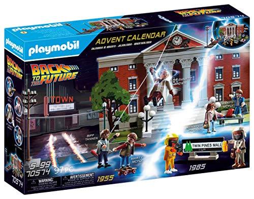 PLAYMOBIL Calendario De Adviento Back To The Future Juguete, Sin...