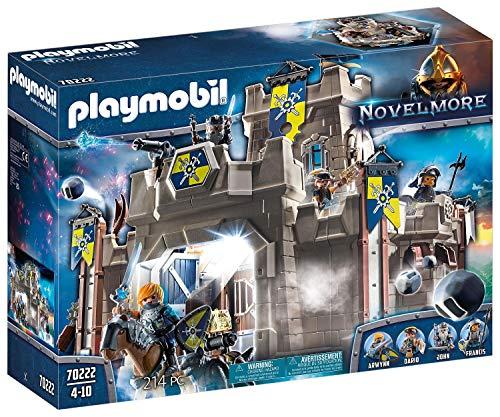 Playmobil- Novelmore Castillo con Accesorios, Multicolor, Talla...