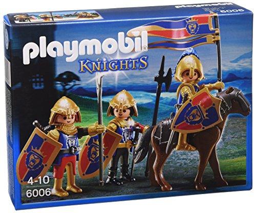 Playmobil 6006 Caballeros León Real