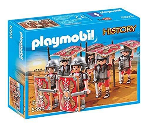 Playmobil Romanos y Egipcios Playmobil Playset, Multicolor,...