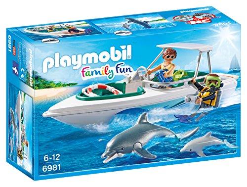 Playmobil Crucero Playset de Figuras de Juguete, Multicolor, 28,4...