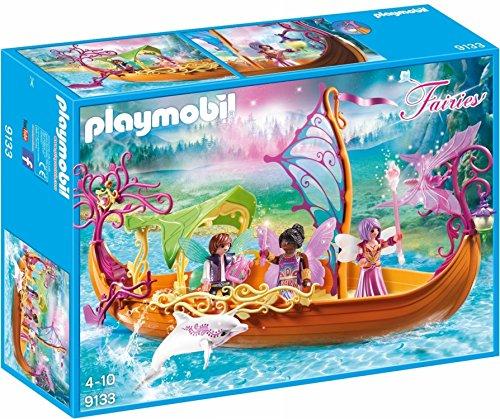 PLAYMOBIL- Barco Romántico, única (9133)