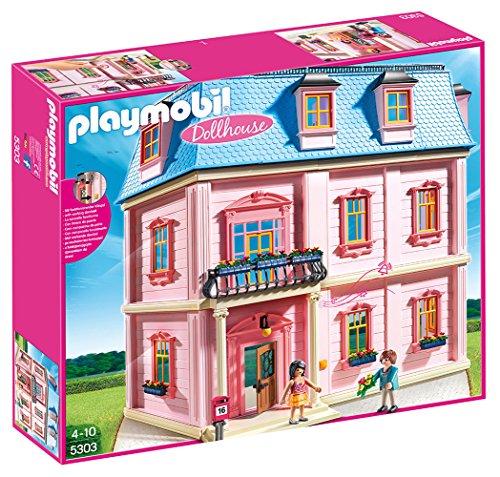 Playmobil 5303 - Casa de muñecas romántica
