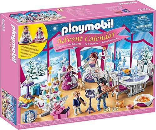PLAYMOBIL Calendario de Adviento Baile de Navidad en el Salón de...