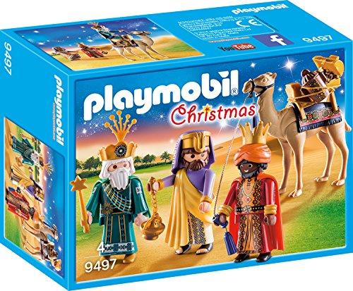 Playmobil- Reyes Magos Juguete, Multicolor, tu (Geobra...