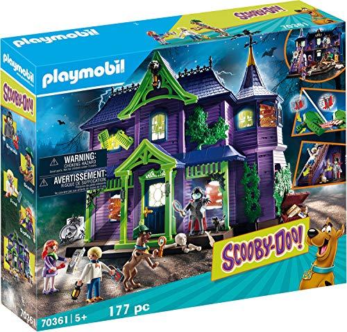Playmobil - SCOOBY DOO! Aventura en la casa embrujada, Juguete,...