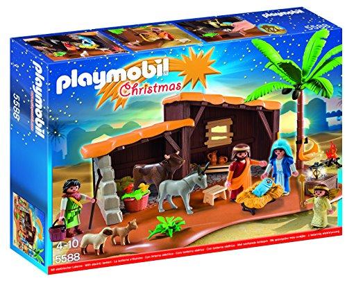 PLAYMOBIL Navidad Navidad-Playset Bel&ampeacuten (5588), 39.9 x...