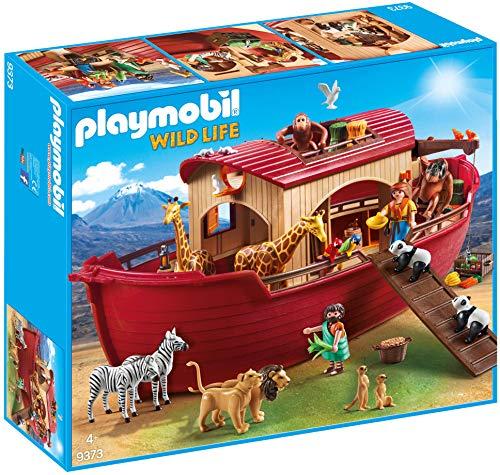 PLAYMOBIL Wild Life Arca de Noé, A partir de 4 años (9373)