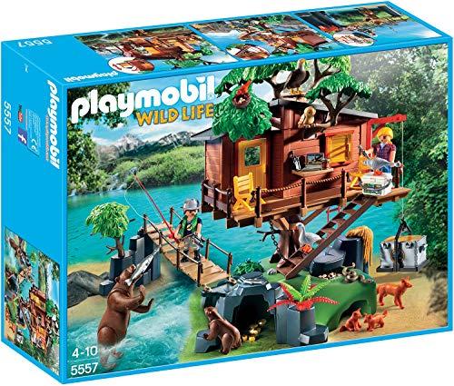 Playmobil Casa del Árbol de Aventuras 5557 , color/modelo...