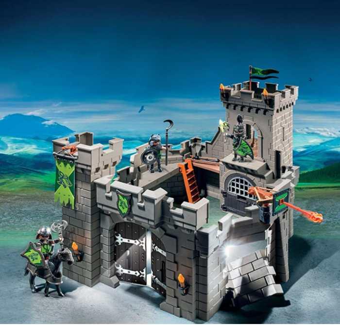 castillos playmobil