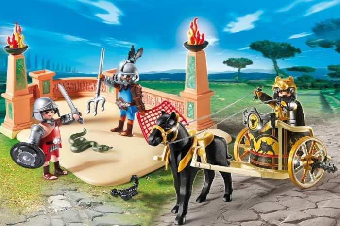 circo romano playmobil