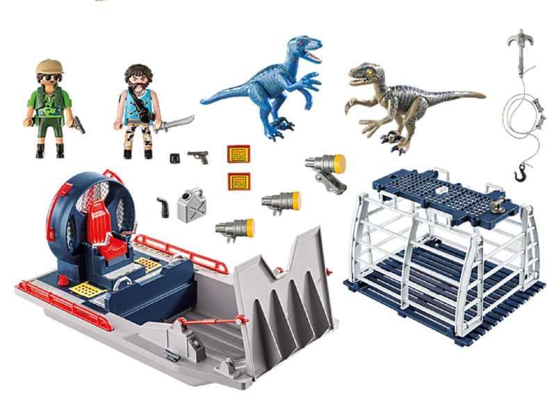 playmobil dinosaurios